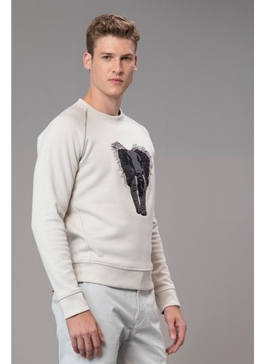 Lufian Sweatshirt Taş